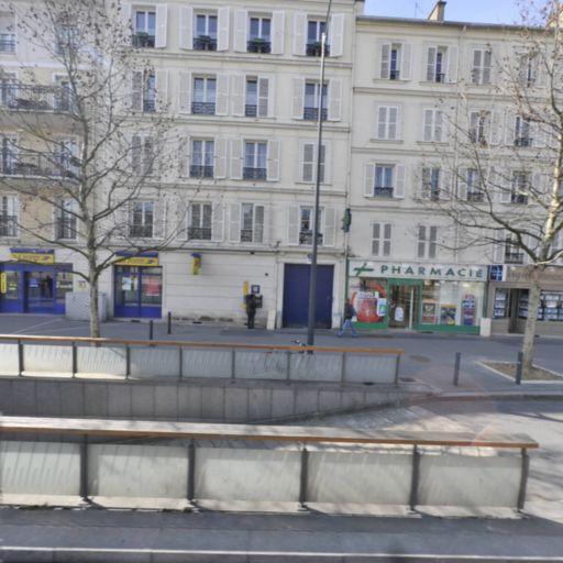 Parking Fragonard - Parking - Maisons-Alfort