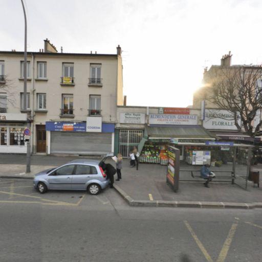 Coccimarket - Alimentation générale - Maisons-Alfort