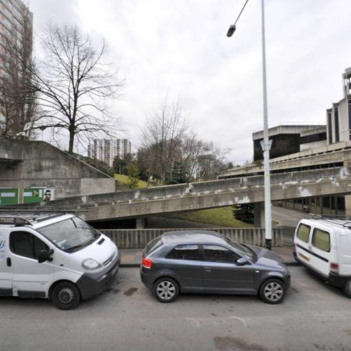 Parking Hôtel de Ville - Parking - Bobigny
