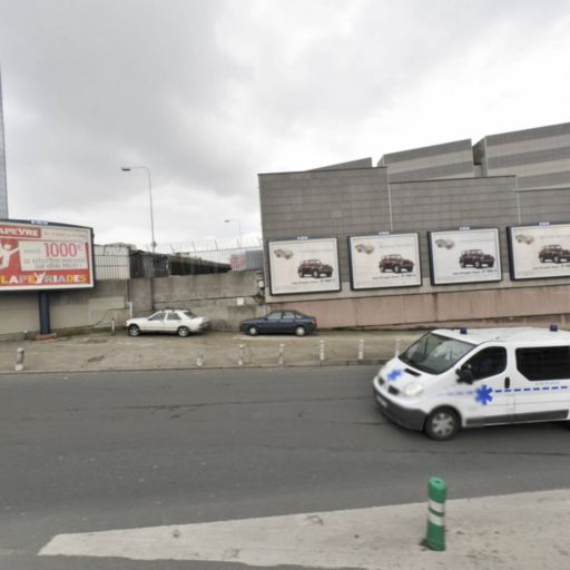 Gallieni - Parking public - Bagnolet