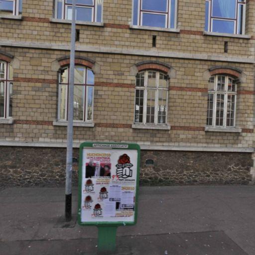 Ecole élémentaire Marcelin Berthelot - École primaire publique - Montreuil