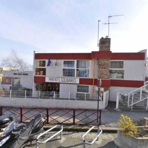 Ecole maternelle Anne Frank - École maternelle publique - Montreuil