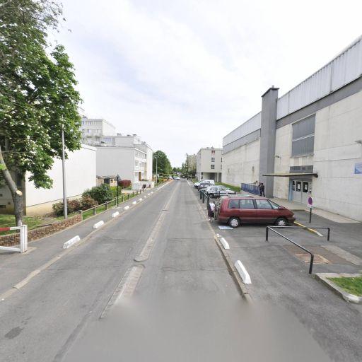 Gymnase Parc Aux Lièvres - Infrastructure sports et loisirs - Évry-Courcouronnes