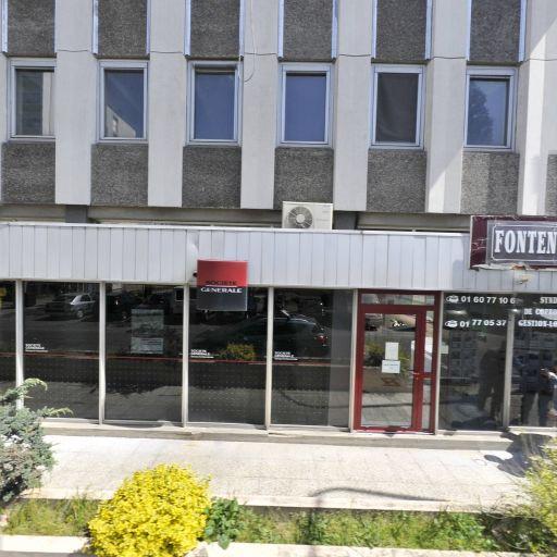 Pharmacie Chantier du Coq - Pharmacie - Évry