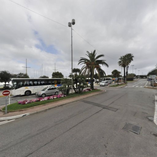 Parking Q-Park Pré-aux-Pêcheurs - Parking public - Antibes