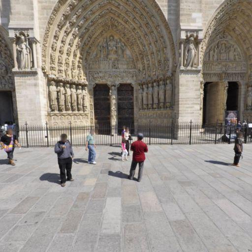 Cathédrale Notre-Dame - Attraction touristique - Paris
