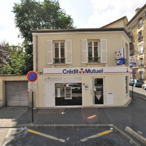 Credit Mutuel - Banque - Alfortville
