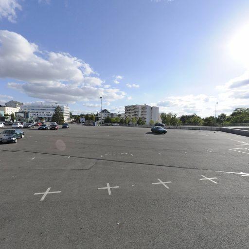 Parking Parc relais tramway 8 Mai - Parking - Rezé