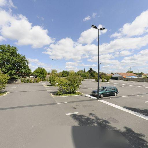Parking Parc relais busway Maraîchers - Parking - Vertou