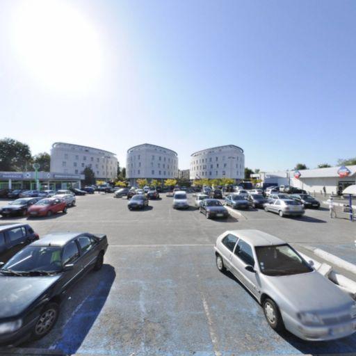 Parking de l'Horloge - Parking - Pessac