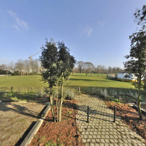 Parc de la Rochea - Parc et zone de jeu - Nantes