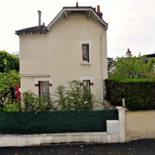 Granger Didier - Architecte - Saint-Cyr-sur-Loire