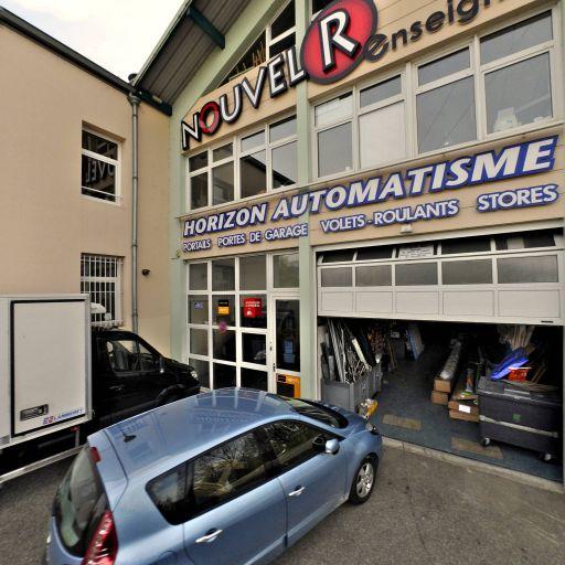 Horizon Automatisme - Stores - Annecy