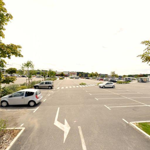 Parking Géant - Parking - Besançon