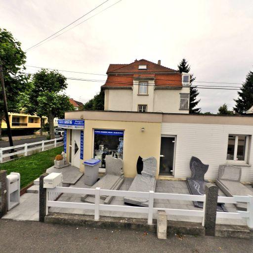LS Funéraires - Fabrication de monuments et articles funéraires - Strasbourg