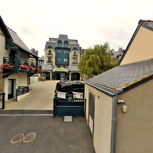 Best Western Alexandra - Restaurant - Saint-Malo