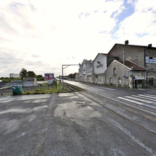 Parking Nicolas Appert - Parking - Saint-Brice-Courcelles