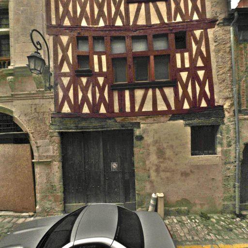 Maison de la Coquille - Attraction touristique - Orléans