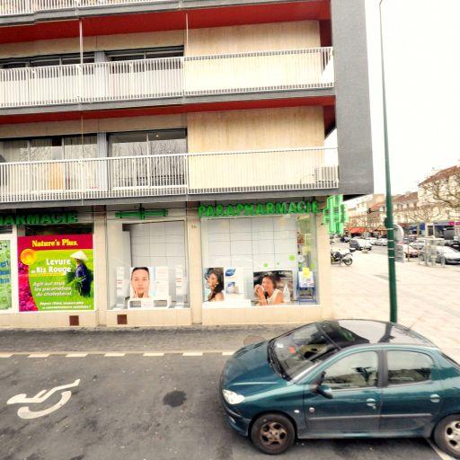 Pharmacie Centrale Selarl - Pharmacie - Vincennes
