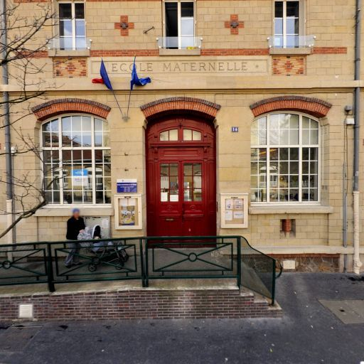 Ecole maternelle Nord - École maternelle publique - Vincennes