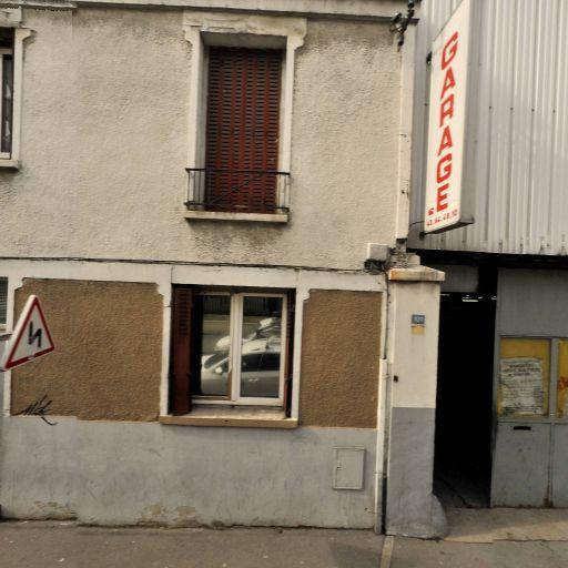 Garage Diez - Garage automobile - Bagnolet
