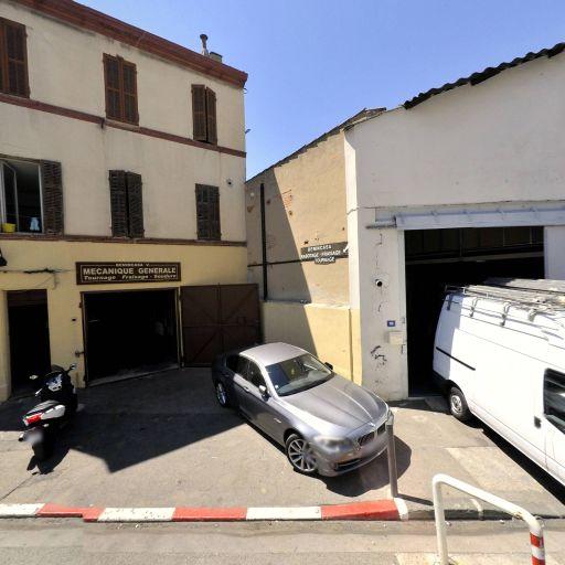 Benincasa Vincent - Mécanique générale - Marseille