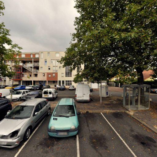 Parking Chalouette - Parking - Évry-Courcouronnes