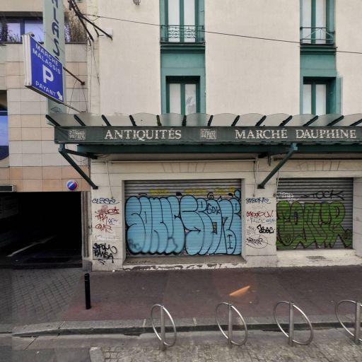 Parking Marché Malassis - Parking - Saint-Ouen-sur-Seine