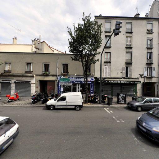 Inter Scooters Sté - Vente et réparation de motos et scooters - Saint-Ouen