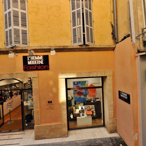 Homme Moderne Boutiques - Cadeaux - Aix-en-Provence
