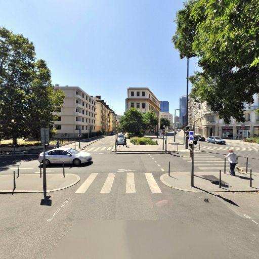 Parking Place Jules Ferry sud - Parking - Lyon