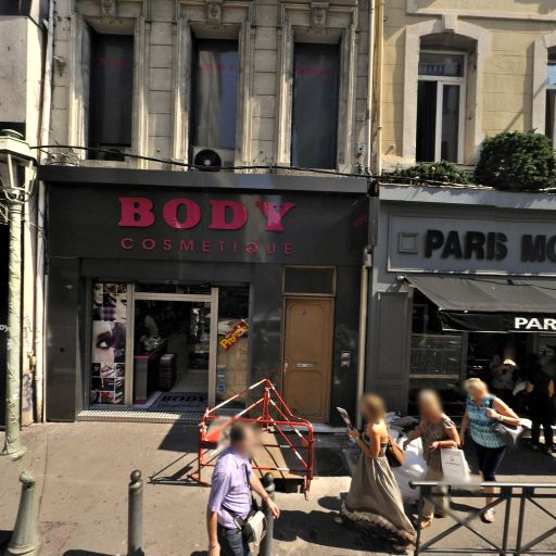 Body Hajm - Parfumerie - Marseille