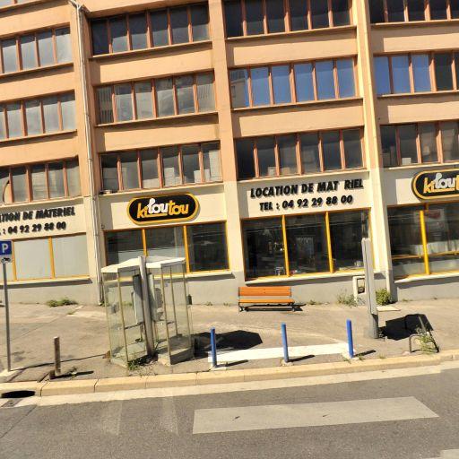 Kiloutou - Location de matériel pour entrepreneurs - Nice