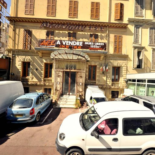 Hôtel Monsigny - Café bar - Nice