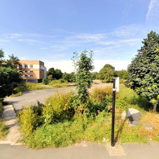 Parking École d'Architécture - Parking - Villeneuve-d'Ascq