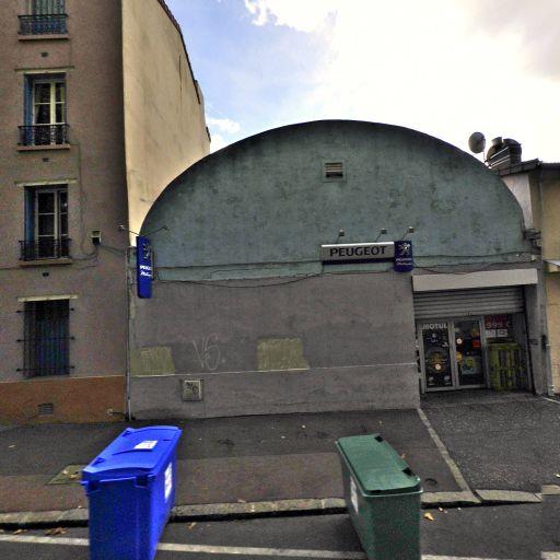 Centrale Pièces 2 Roues - Agent concessionnaire motos et scooters - Malakoff