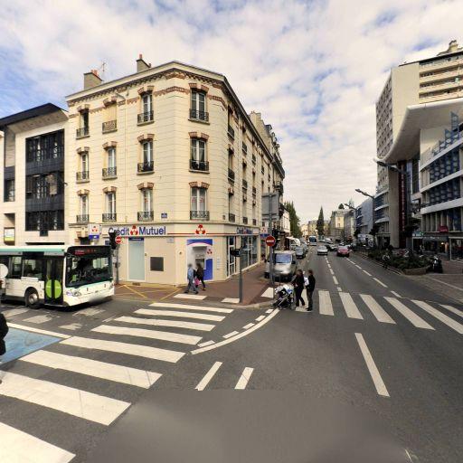 Hôtel de Ville (Issy) - Parking public - Issy-les-Moulineaux
