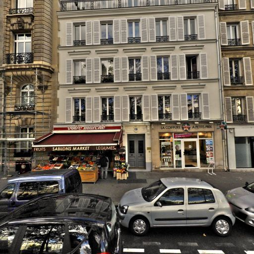 Tchip Coiffure - Coiffeur - Neuilly-sur-Seine