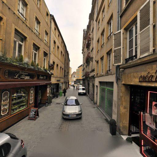 Créa'tif - Coiffeur - Metz