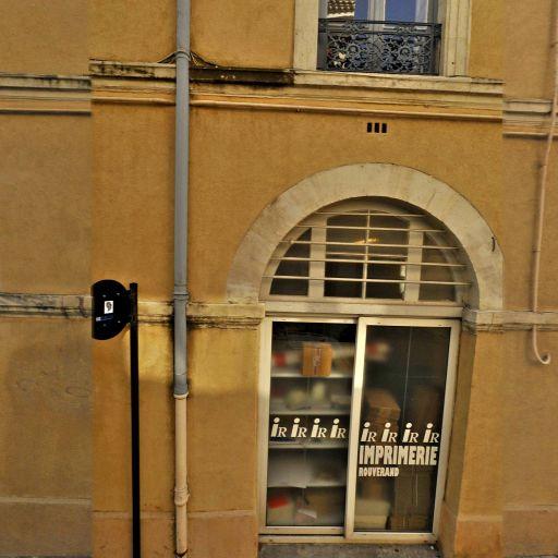 Imprimerie Rouverand - Imprimerie et travaux graphiques - Nîmes