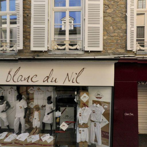 Blanc du Nil - Vêtements femme - Vannes