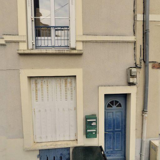 Hôtel de Charnières - Attraction touristique - Angers