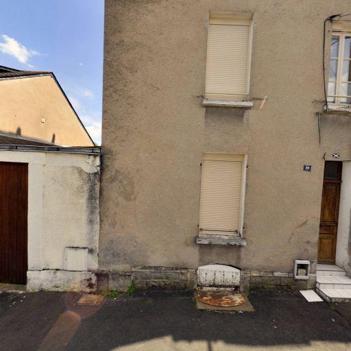 Bourdeau Guillemette - Graphiste - Angers