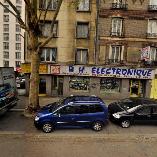 BH Electronique - Fabrication de matériel électrique et électronique - Bagneux