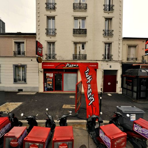 Pizza Hut - Restaurant - Bagneux