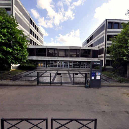 Lycée professionnel Théodore Monod - Enseignement pour le social et le paramédical - Antony