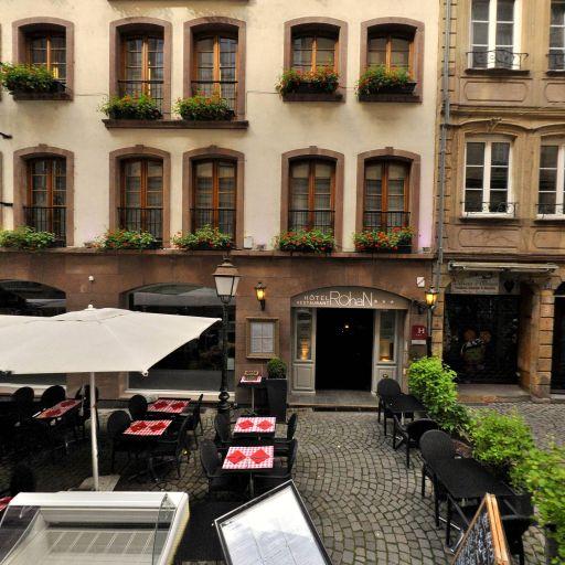 Hotel Rohan - Restaurant - Strasbourg