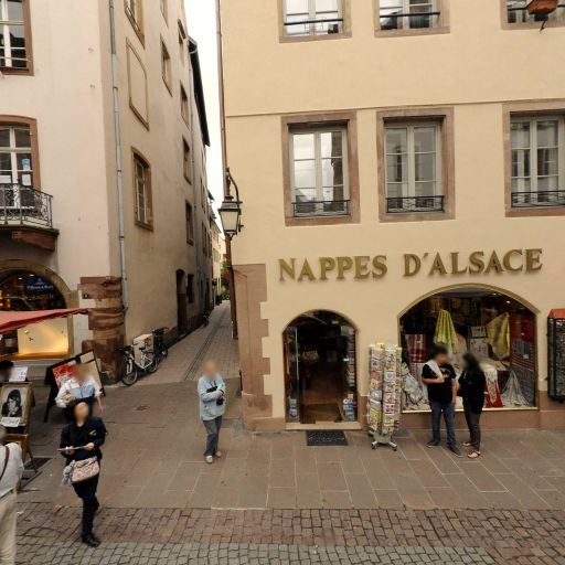Nappes D Alsace - Linge de maison - Strasbourg