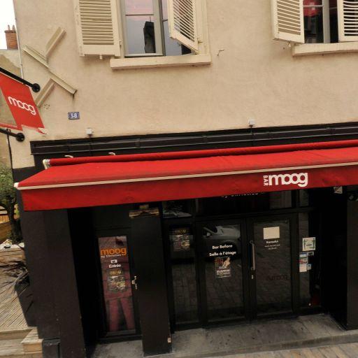Le Moog - Café bar - Orléans