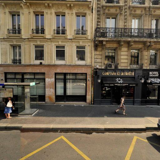 Asso Commercants Nouvelle Rue Cadet - Association humanitaire, d'entraide, sociale - Paris
